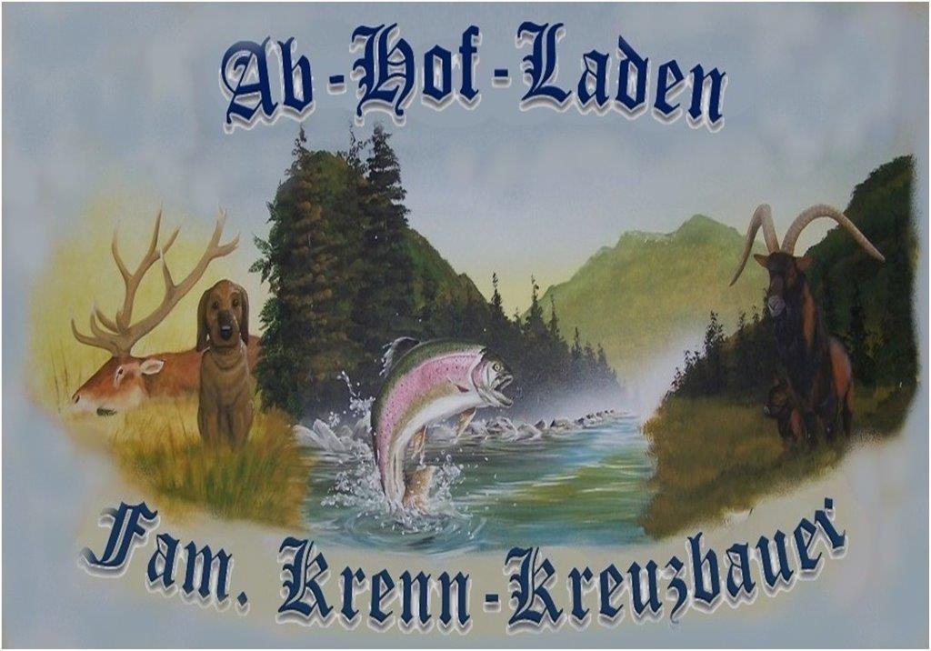 Logo Ab-Hof-Laden Familie Krenn-Kreuzbauer
